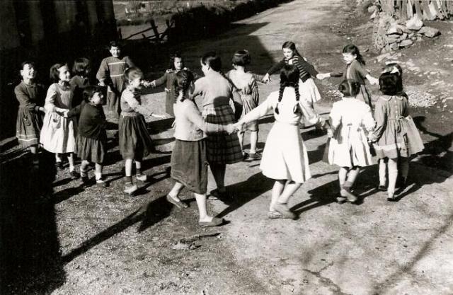 el corro - juegos tradicionales