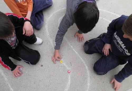 las chapas - juegos tradicionales