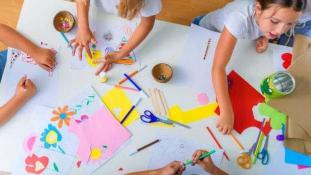 ensenar ninos a escribir