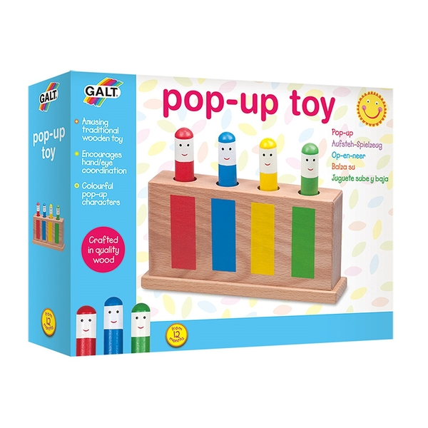 pop up juguetes